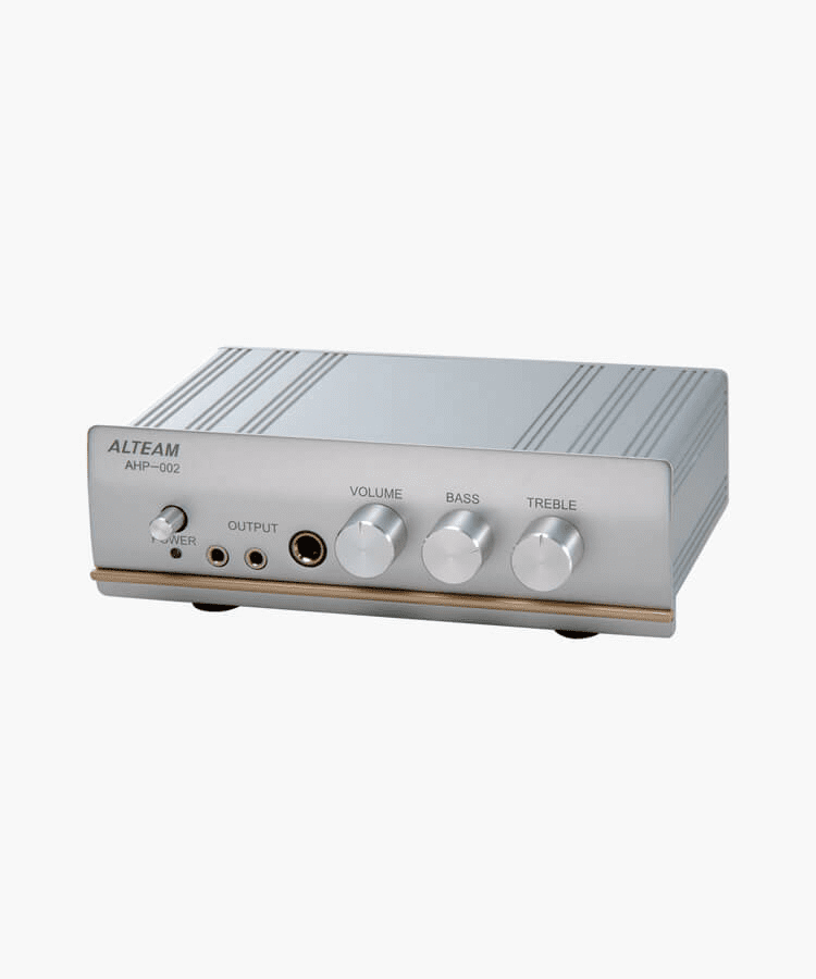 AHP-002_integrated amplifier