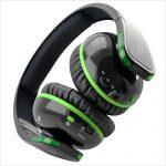 Wireless Noise Cancelling Headphones with Mic